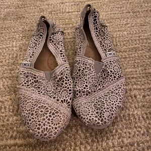 Lace like toms